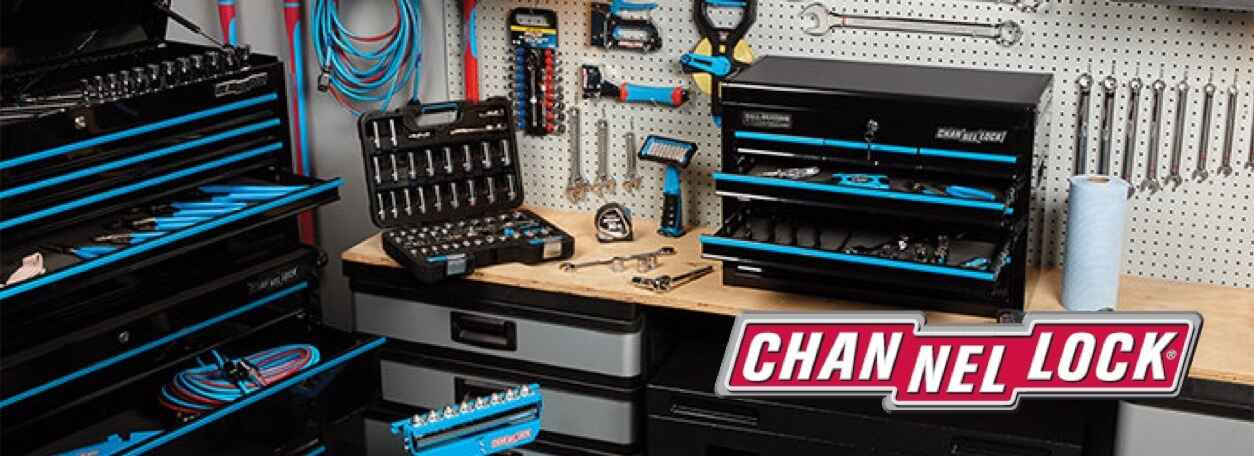 Channellock toolboxes